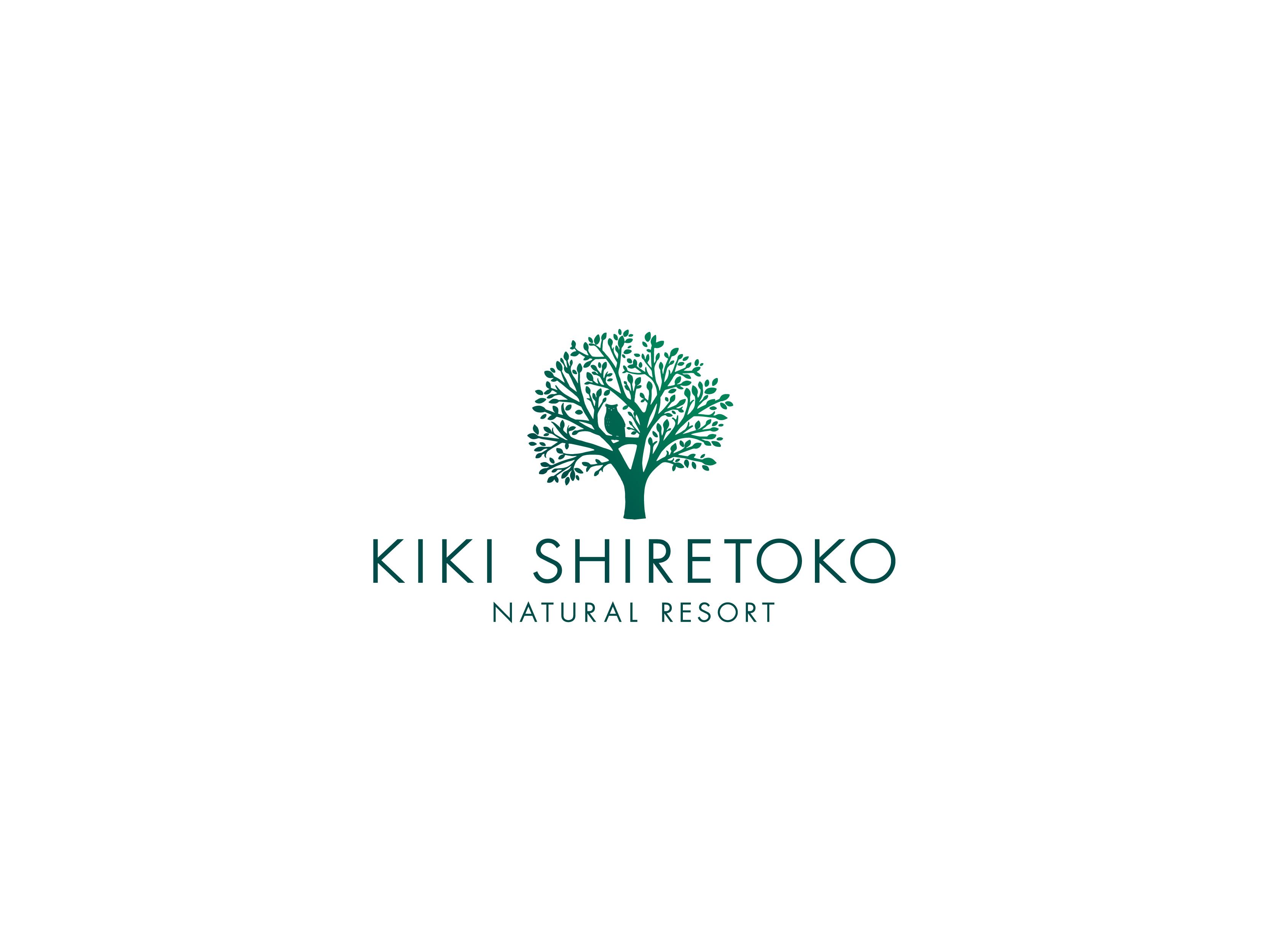<span>logo</span><br>知床北こぶしグループ<br>KIKI知床 ナチュラルリゾート